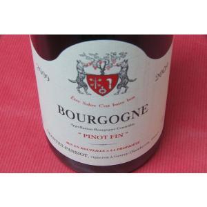 赤ワイン ジャンテ・パンショ / ブルゴーニュ・ピノ・ファン [2009]|wineholic