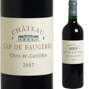 シャトー・カップ・ド・フォージェール [2007]|winekan