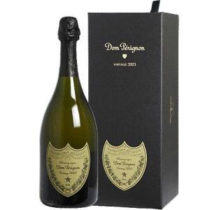 (BOX入り) ドン・ペリニョン2003 ワイン ギフト プレゼント 贈り物 お祝い お酒|winekan