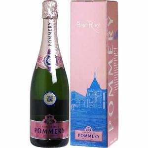 (BOX入り) ポメリー ブリュット ロゼ (N/V) ワイン ギフト プレゼント 贈り物 お祝い お酒|winekan