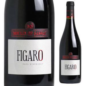ムーラン・ド・ガサック フィガロ ルージュ[2017]|winekan