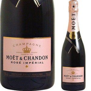 (BOXなし) モエ・エ・シャンドン ブリュット・アンペリアル ロゼ (N/V) ワイン ギフト プレゼント 贈り物 お祝い お酒|winekan