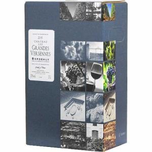 【BOXよりどり6個で送料無料】<赤>シャトー・レ・グランド・ヴェルセンヌ バッグインボックス 2,000ml ボックスワイン 箱ワイン BOXワイン|winekan