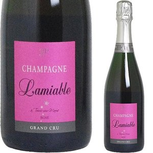 (BOXなし) ラミアブル グラン・クリュ ブリュット ロゼ ワイン ギフト プレゼント 贈り物 お祝い お酒|winekan