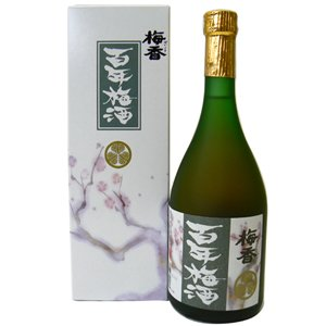 梅香 百年 梅酒
