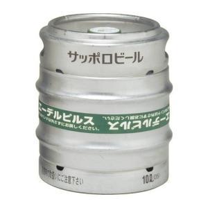 エーデルピルス 樽生 生樽 10L 1本【容器代金1080円は含んでいます】 送料は1本につき1梱包...