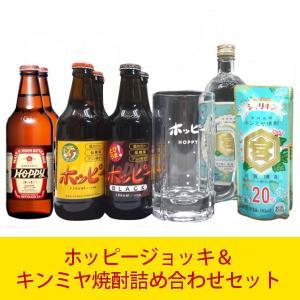 ホッピージョッキ500ml&キンミヤ焼酎詰め合わせセット|winekatayama
