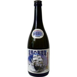21世紀土佐焼酎 龍馬の海援隊 21度 720ML【高知県】