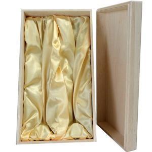 ギフトボックス木箱2本用|winekatayama