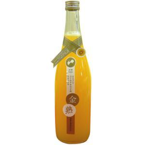 キウィフルーツのお酒「金熟」 720ML