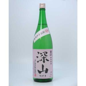 京ひな 純米酒 深山 限定 直汲み生原酒 1800ml|winekatayama