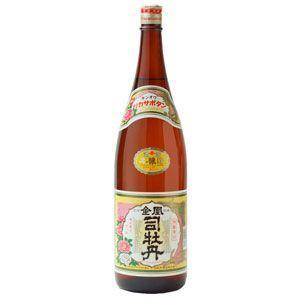 「dancyu」掲載、吉田類さんが無人島に持っていきたい日本酒!金凰司牡丹1800ml