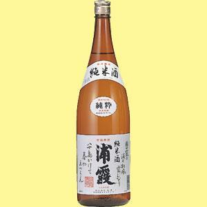 浦霞 (うらがすみ) 純米酒  1800ml