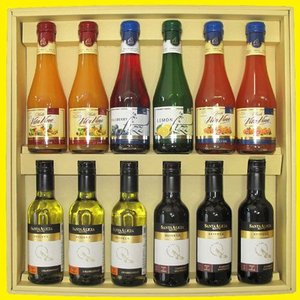 サンタアリシア&Dr. ディムース ミニワイン12本詰め合わせセット|winekatayama