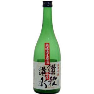 雪雀 純米吟醸 讃穀讃水 720ML|winekatayama