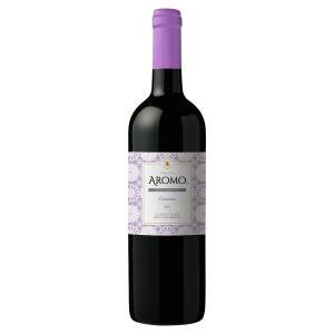 ヴィーニャ エル アロモ アロモ カルメネール <アロモフラワーラベル> 750ml /赤 中重口 winenet