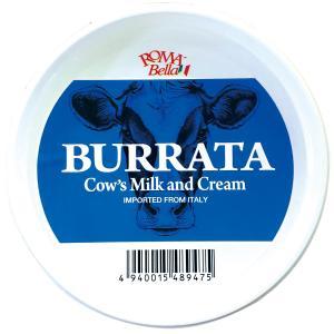 ローマ ベッラ ブラータ ブッラータ チーズ 100g|winenet