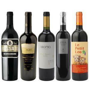 【送料無料】日本人醸造家篠原麗雄さんのワインの入ったコクのある赤ワイン5本セット|winenet