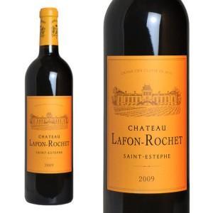 シャトー・ラフォン・ロシェ 2009年 メドック格付け第4級 AOCサンテステフ 750ml (ボルドー 赤ワイン) 3本お買い上げで送料無料&代引手数料無料