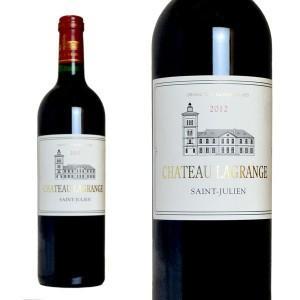 シャトー・ラグランジュ 2012年 メドック格付第3級 AOCサンジュリアン 750ml (ボルドー 赤ワイン) 6本以上お買い上げで送料無料&代引き手数料無料