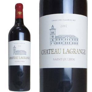 シャトー ラグランジュ 2017年 メドック グラン クリュ クラッセ 公式格付第三級 赤ワイン 6本以上ご購入で送料・代引無料|うきうきワインの玉手箱