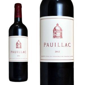 ポイヤック・ド・ラトゥール 2012年 シャトー・ラトゥール 750ml (フランス ボルドー ポイヤック 赤ワイン)...