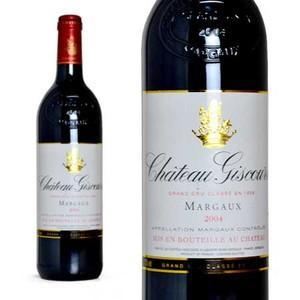 シャトー・ジスクール 2004年 AOCマルゴー 750ml (ボルドー 赤ワイン)