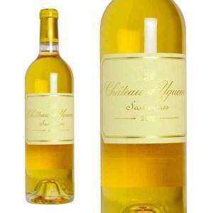 シャトー・ディケム 2006年 ソーテルヌ格付特別第1級 AOCソーテルヌ (白ワイン・フランス /...