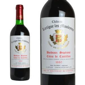 シャトー・ラルティーグ・レ・ムーレイル 1980年 750ml (ボルドー 赤ワイン)
