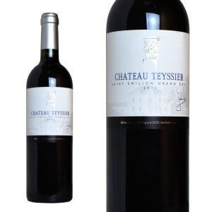 シャトー・テシエ 2011年 AOCサンテミリオン グラン・クリュ 750ml (ボルドー 赤ワイン) 6本以上お買い上げで送料無料&代引き手数料無料