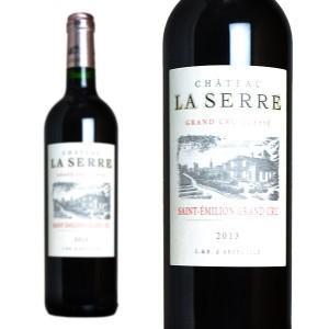 シャトー・ラ・セール 2013年 AOCサンテミリオン グラン・クリュ・クラッセ 750ml (ボルドー 赤ワイン) 6本お買い上げで送料無料&代引手数料無料