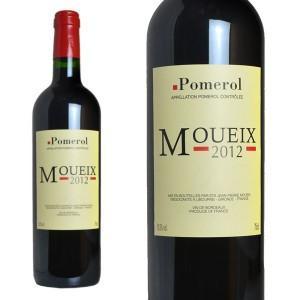 J.P.ムエックス ポムロール 2012年 クリスチャン・ムエックス AOCポムロル (赤ワイン・フランス)