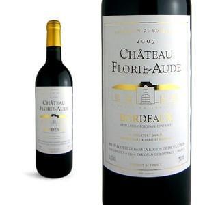シャトー フローリー・オード 2007年 AOCボルドー (赤ワイン・フランス)|wineuki