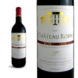 シャトー ロバン 2007年 AOCボルドー (赤ワイン・フランス)|wineuki