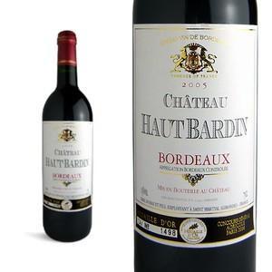 シャトー オー・バルダン 2005年 AOCボルドー (赤ワイン・フランス)