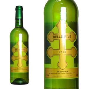 白ワイン ベル・リーヴ ブラン 2014年 ボリー・マヌー (フランス)|555円均一ワイン|wineuki