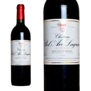 シャトー・ベレール・ラグラーヴ 1996年 750ml (フランス ボルドー ムーリス 赤ワイン)|wineuki