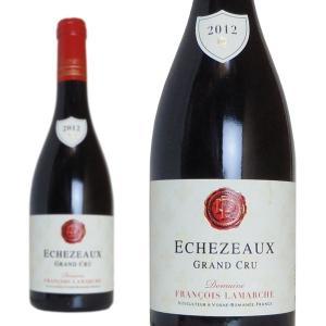 エシェゾー グラン・クリュ 2012年 ドメーヌ・フランソワ・ラマルシェ 750ml (フランス ブルゴーニュ 赤ワイン)|wineuki