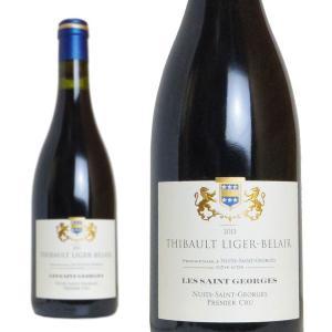 ニュイ・サン・ジョルジュ プルミエ・クリュ レ・サン・ジョルジュ 2013年 ドメーヌ・ティボー・リジェ・ベレール 750ml (フランス ブルゴーニュ 赤ワイン)|wineuki