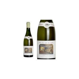 ヴーヴレ ドゥミ・セック 1967年 カーヴ・デュアール(ダニエル・ガテ) 750ml (フランス ロワール 白ワイン) wineuki