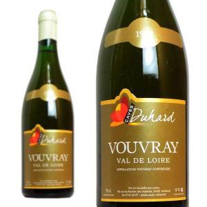 ヴーヴレ ドゥミ・セック 1959年 カーヴ・デュアール(ダニエル・ガテ) 750ml (フランス ロワール 白ワイン)|wineuki