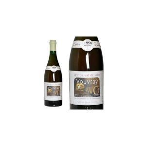ヴーヴレ ドゥミ・セック 1958年 カーヴ・デュアール(ダニエル・ガテ) (フランス・白ワイン)|wineuki