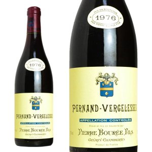 ペルナン・ヴェルジュレス ルージュ 1976年 ピエール・ブレ&フィス 750ml (ブルゴーニュ 赤ワイン)|wineuki