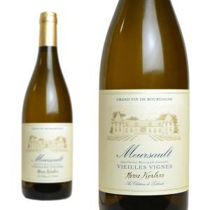 ムルソー レ・ティレ ヴィエイユ・ヴィーニュ 2011年 シャトー・ド・ラボルデ エルヴェ・ケルラン 750ml (フランス ブルゴーニュ 白ワイン)|wineuki