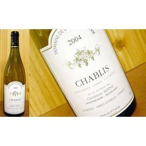シャブリ 2004年 ドメーヌ・ド・ラ・コンシェルジェリー元詰 AOCシャブリ (フランス・白ワイン)|wineuki