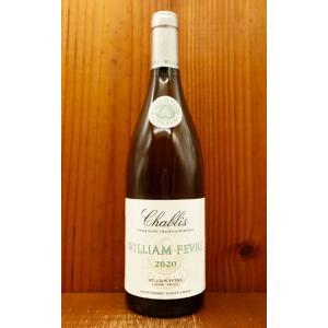 シャブリ 2018年 ウィリアム・フェーヴル 750ml (フランス ブルゴーニュ 白ワイン)