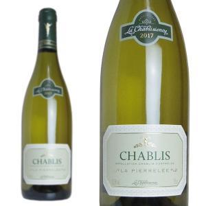 シャブリ・ラ・ピエレレ 2016年 ラ・シャブリジェンヌ 750ml 正規 (フランス ブルゴーニュ 白ワイン)|wineuki