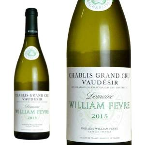 シャブリ グラン・クリュ ヴォーデジール 2016年 ドメーヌ・ウィリアム・フェーヴル 正規 750ml (フランス ブルゴーニュ 白ワイン)|wineuki