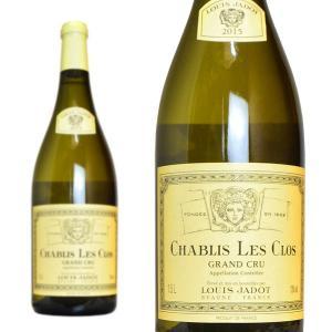シャブリ グラン・クリュ レ・クロ 2015年 ルイ・ジャド マグナムサイズ 1500ml 正規 (フランス ブルゴーニュ 白ワイン)|wineuki