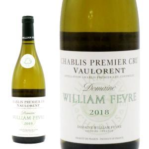 シャブリ プルミエ・クリュ ヴォロラン 2016年 ドメーヌ・ウィリアム・フェーヴル 750ml 正規 (フランス ブルゴーニュ 白ワイン)|wineuki